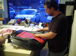 Upholstery Classes Houston Upholstery Course Info Mobile Tech Training