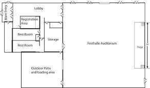 festhalle floor plan leavenworth festhalle festival event