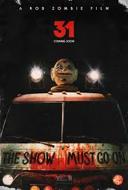 the horrors of halloween new poster for rob zombie u0027s film 31