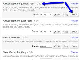 common reports and how to create them little green light
