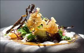 cuisines andré visions gourmandes chef andré chiang singapour restaurant andré