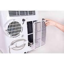 Honeywell Portable Comfort Control Honeywell Hl10cesww Portable Air Conditioner 10 000 Btu Cooling
