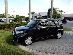 2015 used scion xb 5dr wagon automatic at royal palm mazda serving