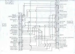 toyota tazz wiring diagram toyota wiring diagrams instruction