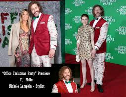 office christmas party premiere tj miller u2013 costume co op