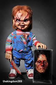 Chucky Makeup For Halloween by Border Patrol Life Sized Chucky 1 6 Scale Dutch And 1 12 Scale