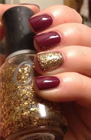 get your autumn on with this fall inspired nail nails