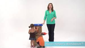 Little Tikes Home Depot Work Bench Handy Helper U0027s Workbench Kids Pretend Play Step2