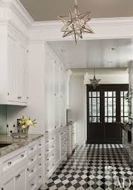 Black Kitchen Island Kitchen Inspiring Black And White Kitchen Design With Black