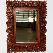 wood framed decorative accessories home decor living room kitchen vases wooden