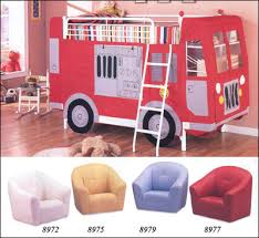 Fire Truck Bunk Bed 8futons Com Ain U0027t Just Futons Contemporary Home Furnishings