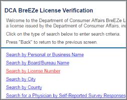 bureau of consumer affairs certification services llc cloud based