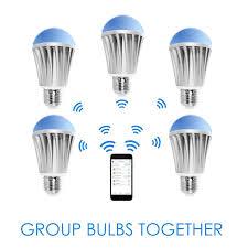 flux wifi smart led light bulb u2013 flux smart lighting