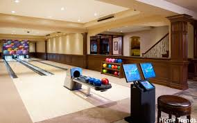 Basement Building Costs - imagine having a bowling alley in your basement water damage