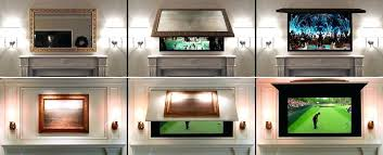 mirror cabinet tv cover mirror cover mirror tv cover mirror cover elegant living room photo