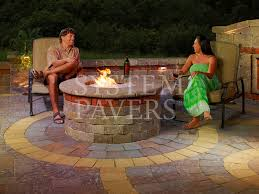 Firepit Pavers Pits Outdoor Backyard Patio Pit Solutions