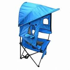 Folding Camping Chairs With Canopy Best 25 Beach Chair With Canopy Ideas On Pinterest Swing Chairs