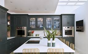 kitchen glass for cabinets the of glass fronted cabinets tom howley