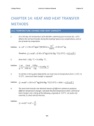 cnx physics ism ch 14 heat and heat transfer calorie breathing