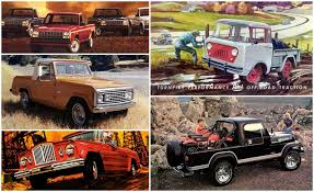 are jeeps considered trucks a visual history of jeep trucks the lineage is longer than