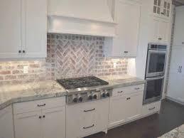 brick tile kitchen backsplash brick tiles for backsplash in kitchen ideas and fascinating glass