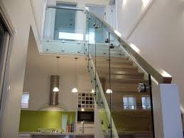 Glass Banisters For Stairs Metal Railings Manufacturer From Mumbai