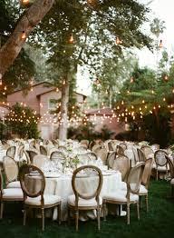 Ideas For Backyard Weddings Simple Backyard Wedding Decoration Ideas Backyard Wedding