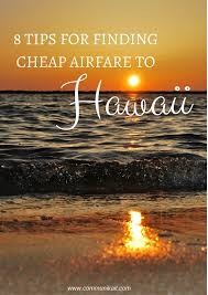 Hawaii how to travel cheap images Best 25 hawaii flights ideas hawaii airline jpg