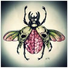 die besten 25 skarabäus tattoo ideen auf pinterest käfer tattoo