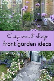 Front Garden Ideas The Best Front Garden Ideas Smart Easy And Cheap The Middle