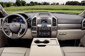 2000 Ford F250 Interior Updated W Video 2017 Ford F Series Super Duty First Look
