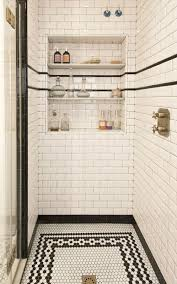 black and white tile bathroom ideas best 25 white tile bathrooms ideas on modern bathroom