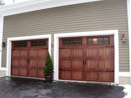 garage decorating ideas metal garage doors that look like wood in luxurius decorating home
