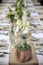 wedding table settings 44 beautiful barn wedding table settings weddingomania