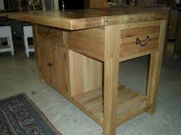 kitchen island oak plank oak kitchen island with breakfast bar