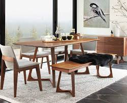 Scandinavian Dining Room Furniture Cress 71w Dining Table Tables Scandinavian Designs