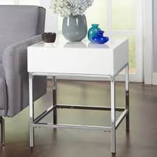 White Side Tables For Living Room White Coffee Console Sofa End Tables For Less Overstock