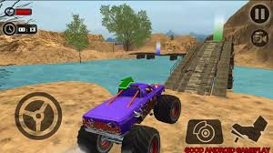 offroad monster truck derby android gameplay fhd