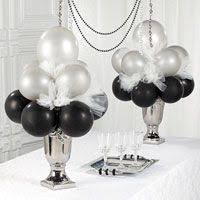 Balloons Decoration For New Year by 23 Best Table Decorations Images On Pinterest Balloon