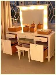 makeup dresser with lights desk with mirror for makeup medium size of vanity table with lighted