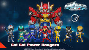 power rangers dash android apps google play