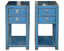 magnificent blue side table with inspired designs furnitureland