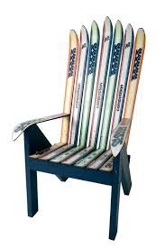 How To Build An Adirondack Chair How To Make A Ski Chair New England Today