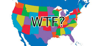 License Plate Map Of The United States by The 1 Weirdest Thing You Never Knew About Your Home State Huffpost