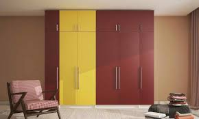 Bedroom Wardrobe Design Buy Wardrobes Online From Mygubbi - Wardrobe designs in bedroom