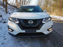 2017 nissan rogue exterior test drive 2017 nissan rogue exhausted ca