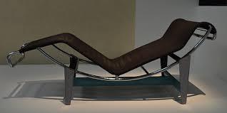 Art Deco Chaise Le Corbusier An Art Deco Figure At The Heart Of The Pompidou