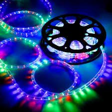 ebay outdoor xmas lights delight 50 150 led light 110v party home christmas outdoor