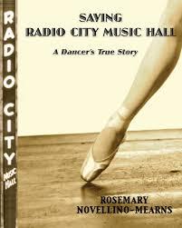saving radio city a dancer s true story paperback