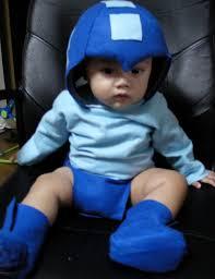 Megaman Halloween Costume 25 Cute Cosplay Babies Prove Parents